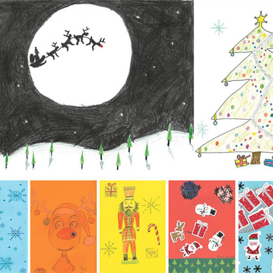 kartki świąteczne relaco